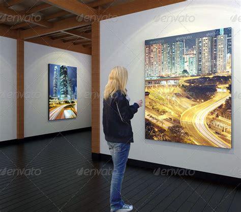 gallery mockups psd  design trends