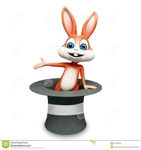 Bunny Cap bunny inside cap royalty free stock photos image 36188588