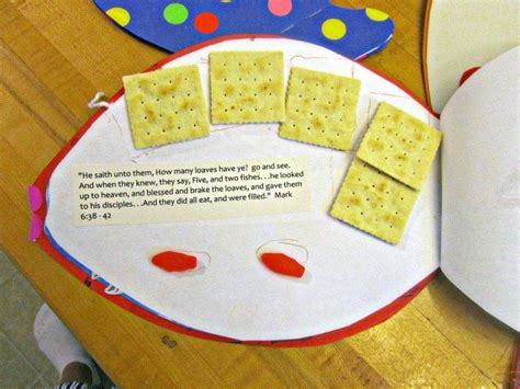 1000 Ideas About Preschool Crafts On Crafts - 100 ideas to try about 5 loaves and 2 fishes crafts