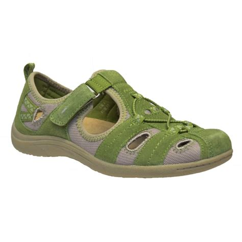 grass sandals earth spirit earth spirit wichita nubuck grass n16 21008