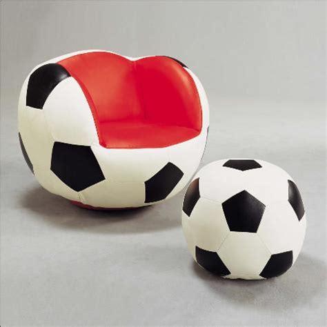 Kids Gonzalez Home Furniture Soccer Swivel Chair
