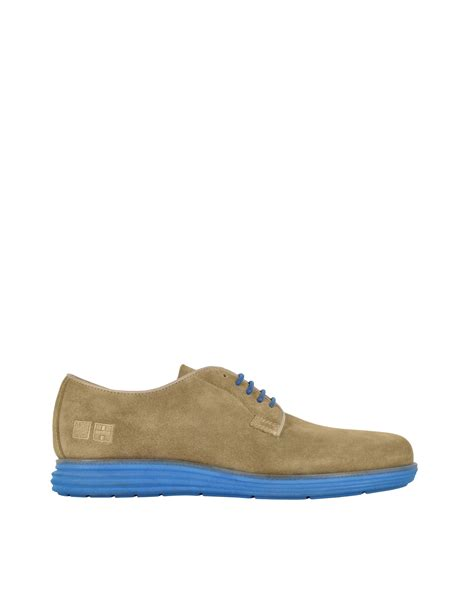 beige oxford shoes lyst d acquasparta beige suede oxford w light blue