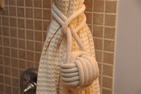 curtain sash tie backs cotton sash rope curtain tie backs this is for 2 knots