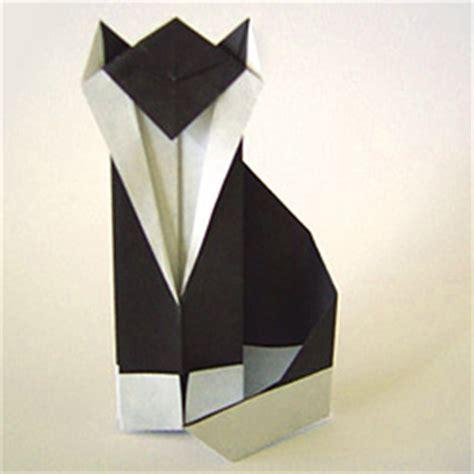 Cat Origami - origami