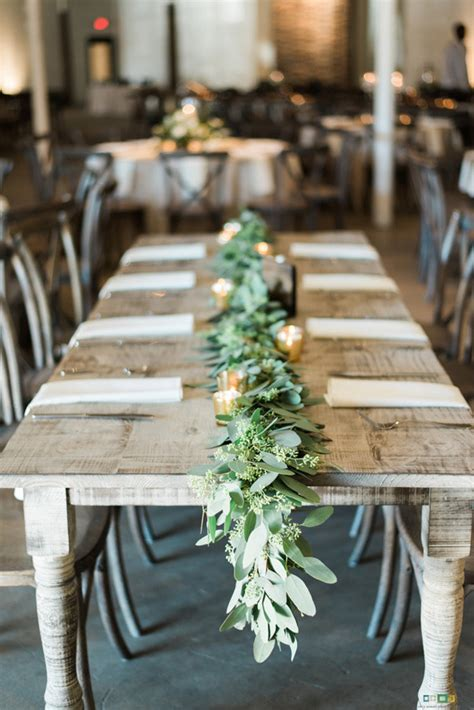 Industrial Wedding Decor by Oh Best Day All About Wedding Ideas And Colors