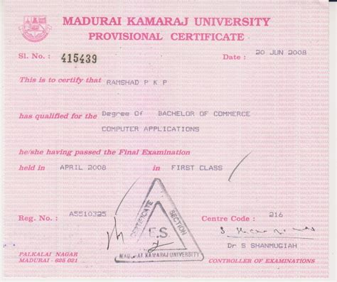 Mba Courses In Madurai by Ramshad Pkp Bayt