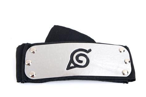 Headband Konoha leaf konoha headband kakashi sasuke