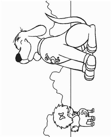 clifford coloring pages coloring pages to print