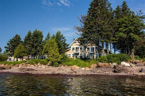 1 Br Lakeside Cottage Larsmont Cottages North Shore Lake Superior Cottages