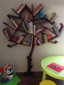 Tree Bookshelves Tree Bookshelf By Craftmanbill On Etsy