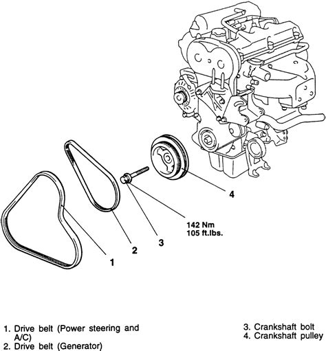 how to remove crank pulley on 1994 oldsmobile bravada service manual how to remove crankshaft pulley 1992 oldsmobile 98 remove install crankshaft