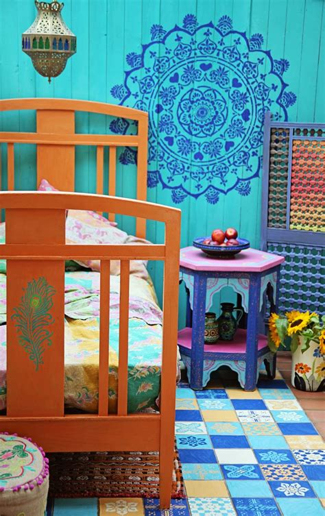 sloan paint colour janice issitt s moroccan inspired bedroom