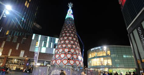 real christmas trees liverpool liverpool lights where to eat if you re going to the switch on liverpool echo
