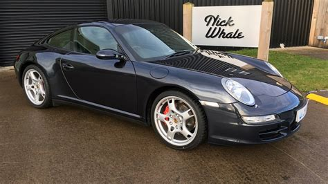 for sale 2007 porsche 911 997 c4s coupe manual 2 owners low miles nick whale sports