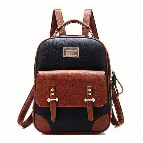 Longch Backpack Fashion Uk S uk fashion s leather rucksack travel satchel shoulder backpack school bags ebay