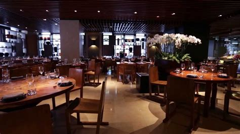 novikov restaurant bar london youtube