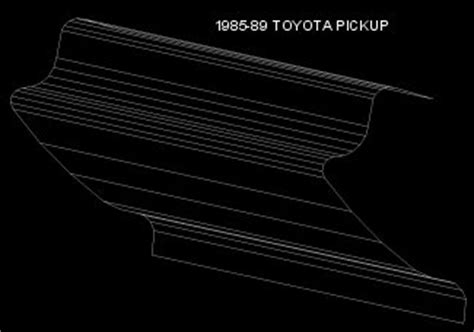 Toyota Repair Panels Toyota Truck Rust Repair Panels
