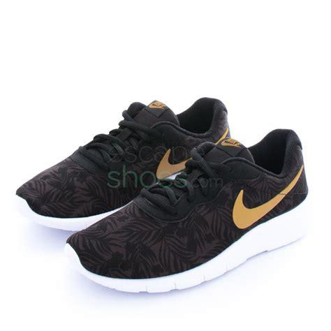 Nike Tanjun Slip On White Silver gold black womens nike tanjun shoes