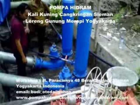 Pompa Hidram Otoda pompa hidram pangukrejo cangkringan sleman yogyakarta