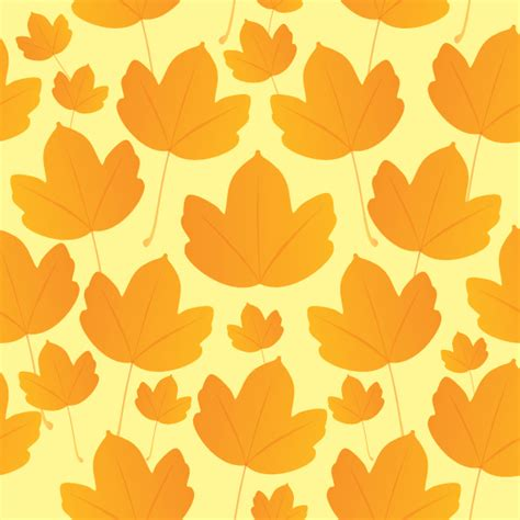 leaf pattern download maple leaf pattern free vector in adobe illustrator ai