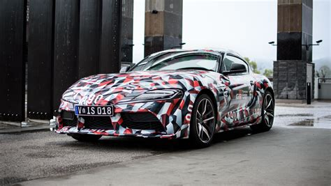 2019 Toyota Supra Manual by Toyota Supra 2019 Manual Transmission Still On The Cards