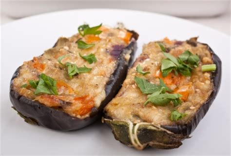 stuffed eggplant vegetarian recipes stuffed eggplant vegetarian recipes