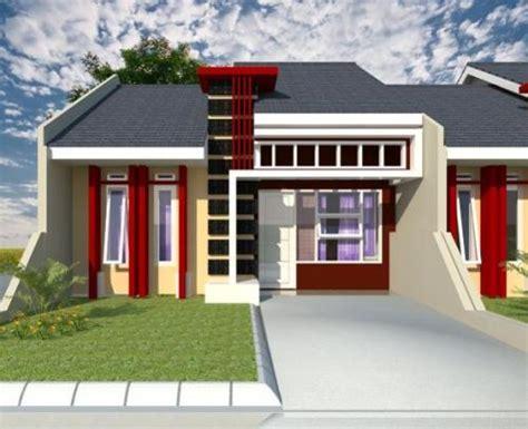 contoh design exterior rumah minimalis ciri eksterior dan interior desain rumah minimalis sederhana
