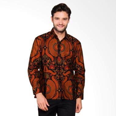 Gamis Pria Slim Fit jual adiwangsa model baju slim fit kemeja batik modern