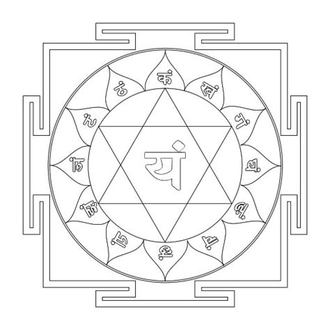 inline chakra mandala coloring page coloring pages