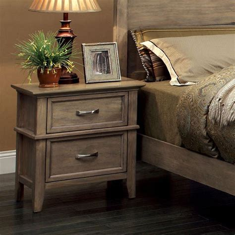 bleached oak bedroom furniture loreta transitional bleach oak 6 piece bedroom set 24 7 shop at home