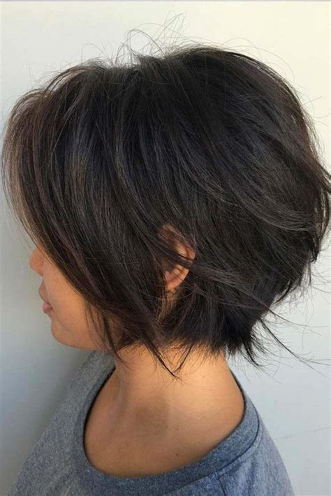hairstyles showing the back of head 40 cute short haircuts for short hair updated for 2018