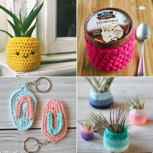free crochet patterns for home decor free crochet pattern from home to accessories diy home decor