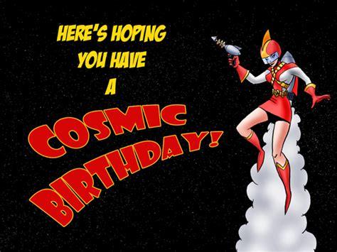 cosmic birthday   kids ecards greeting cards