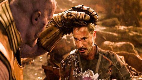 iron man die avengers endgame mary sue