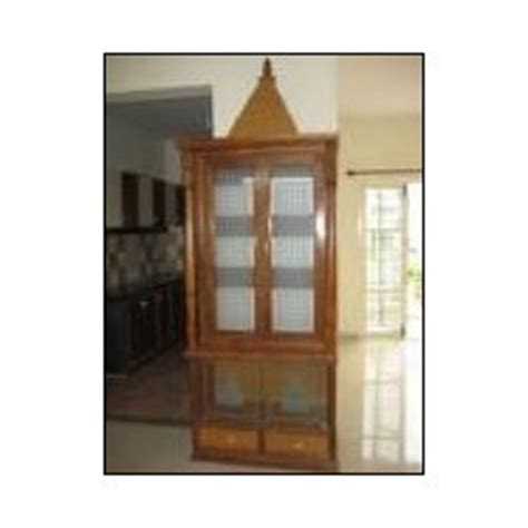 Wooden Pooja Shelf by Wooden Temple Pooja Shelf In Pune Maharashtra India