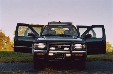 pathfinder nissan 1997 1997 nissan pathfinder image 4