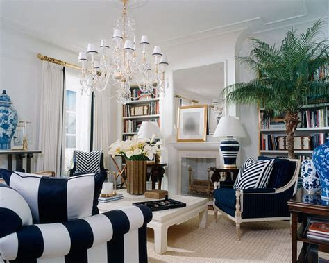 Navy Blue And Gold Living Room by Navy And White Living Room Home
