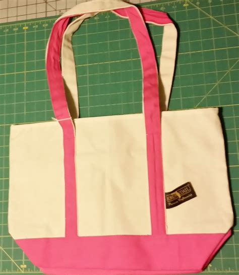 heavy duty canvas boat bags pink trim canvas bags heavy duty with zippered top