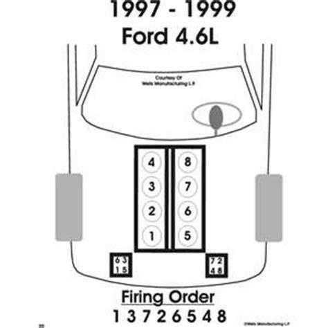 98 ford f150 4 6 firing order diagram autos post