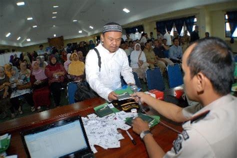 syarat membuat visa haji dpd ri mekanisme pedaftaran haji harus dibalik