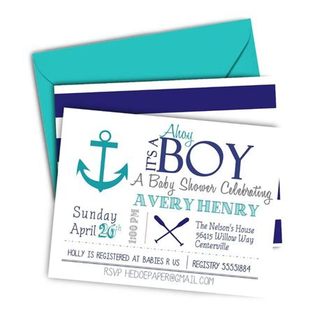Anchor Baby Shower Ideas by 25 Best Ideas About Anchor Baby Showers On