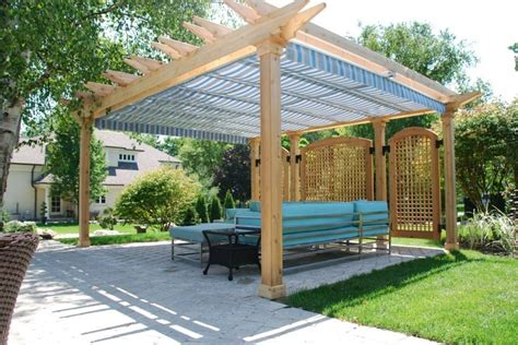 Awnings Vancouver Bc by 1000 Images About Backyard Pergola And Privacy Screens On