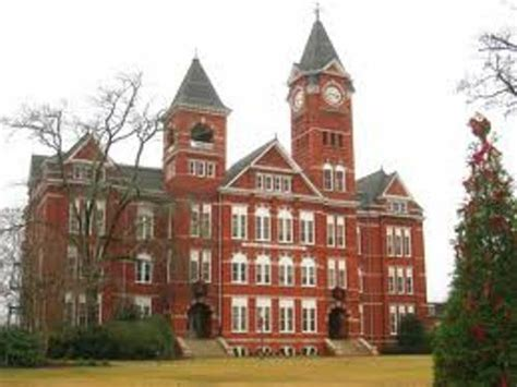 William And Mba Location by 10 Interesting Auburn Facts My Interesting Facts