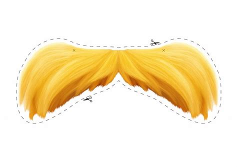 lorax mustache template 27 best images about s 1st birthday on