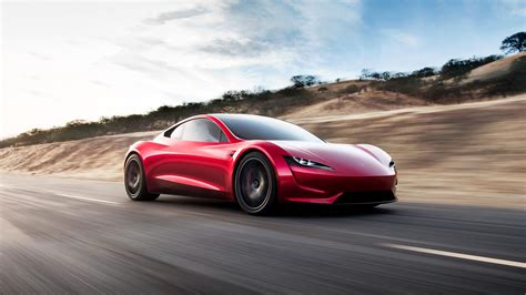 The Tesla Roadster The New Tesla Roadster Just Blew Our Minds Roadshow
