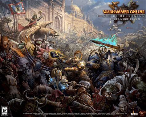 Kaos Slash Illustration Nm4hn new warhammer wallpapers mmorpg photo news mmosite