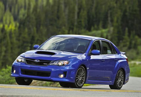 Subaru Stock Price by 2014 Subaru Wrx Review Ratings Specs Prices And Photos