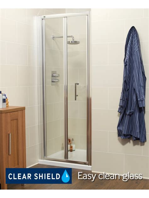 720mm Shower Door K2 700 Bifold Shower Enclosure