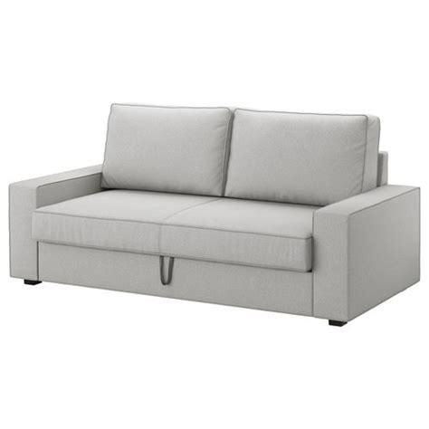 Futon Schlafcouch by Vilasund Marieby 3 Seat Sofa Bed Orrsta Light Grey Ikea