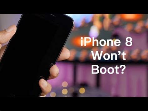 fix iphone 8 iphone 8 plus won t turn on in one click no data loss